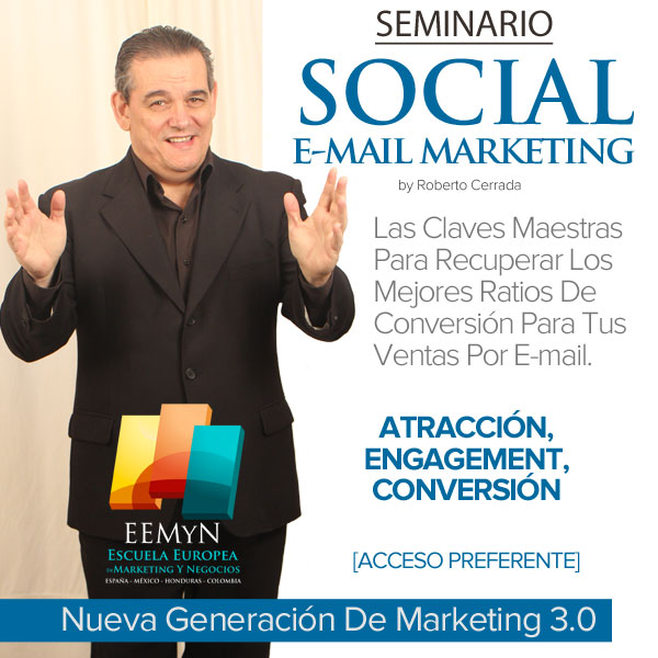 SEMINARIO SOCIAL E-MAIL MARKETING