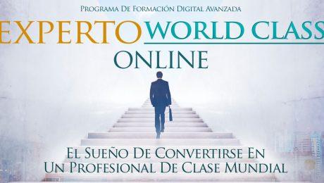 Programa de Certificación Profesional Experto World Class