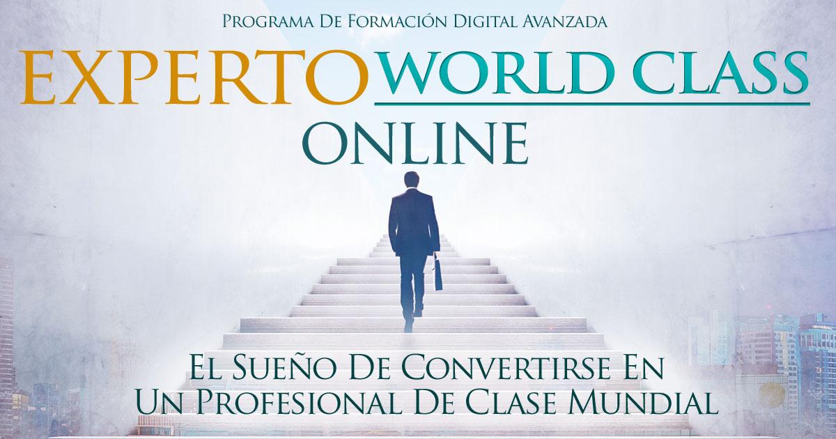 un programa de formación para profesionales único en el mundo