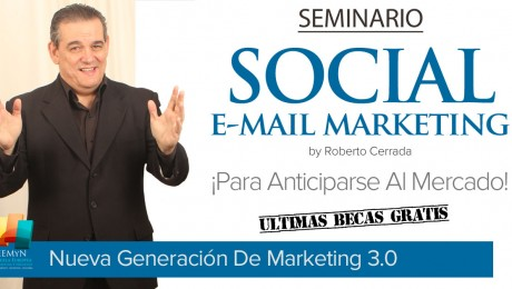 "Seminario ""Social E-Mail Marketing"" BARCELONA"